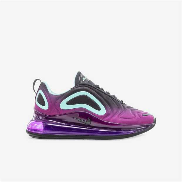 The Nike Air Max 720 boasts the largest Max Air unit yet for a supersoft ride. Though it feels like...