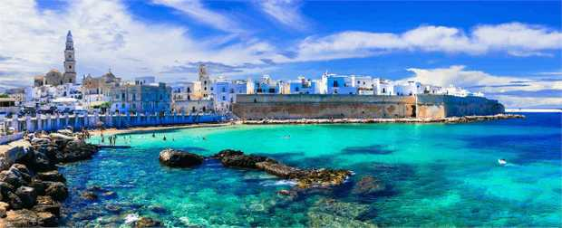 Discover Puglia on this 6 day cycle tour offering you the opportunity to experience unforgettable...