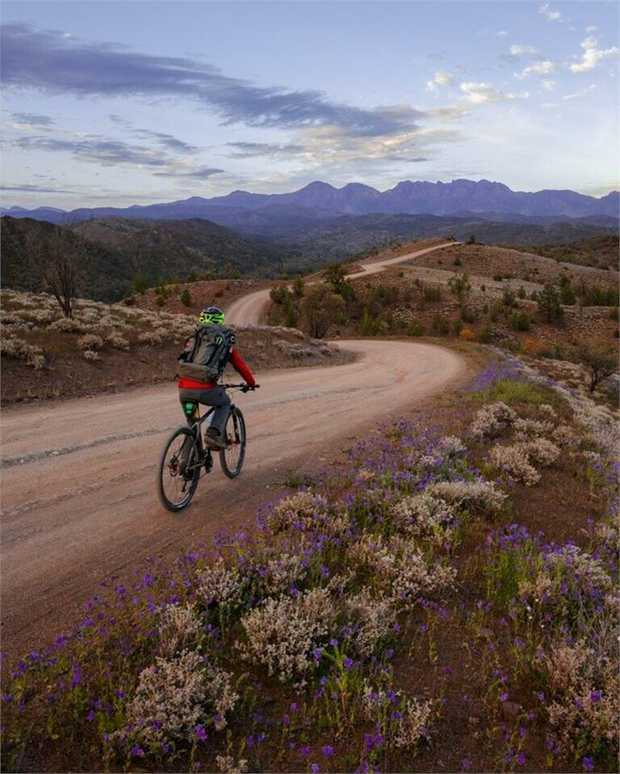 The Flinders Ranges - an Iconic Australian Destination. Ride the incredible trails over 8 days on a...