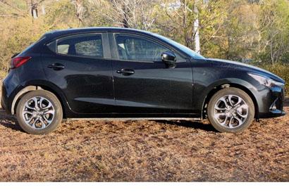 MAZDA 2 Genki, auto hatchback, top of the range model, cruise, power steer/windows, excellent...