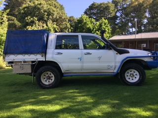 LANDCRUISER DUAL CAB 100 Series 2004 TURBO DIESEL   Rear diff. lock Dual Battery & New...