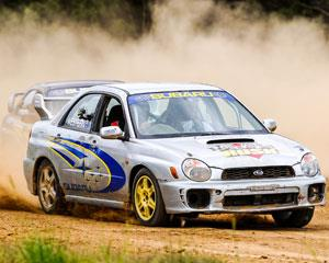 Now is the perfect time to experience Rally! Imagine kicking up clouds of dust and the trees flying by...