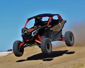 YOU drive for 4 laps with expert tuition along the way. This awesome off-road machine will get your...