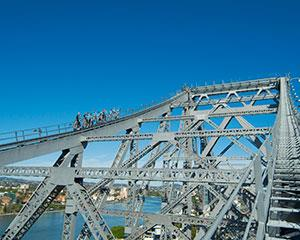 Daytime climb - the best seller. Brisbane Story Bridge Adventure Climb is an adventure experience with...
