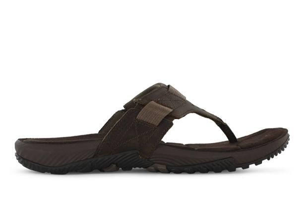 The Merrell Mens Terrant is a casual thongmaximising comfort for everyday wear.  The contoured shape...