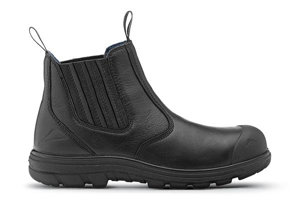 The Ascent Sigma (4E) Extra wide Mens workboots are fit for those requiring a wider fitting workboot...