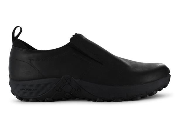 A work inspired version of the classic Merrell Jungle Moc style,providing traditional Merrell styling...