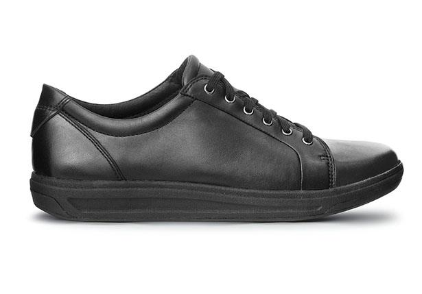 The Stratus by Ascent combines both a casual and work shoe in a soft leather feel. The Stratus is great...