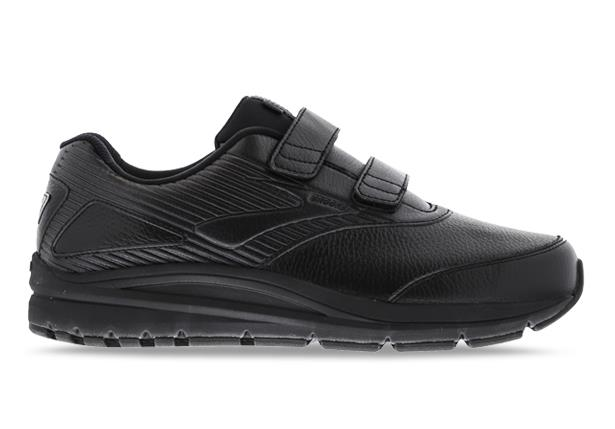 Designed as a walking shoe, The Brooks Addiction Walker Velcro 2 are also suitable for work, travel...