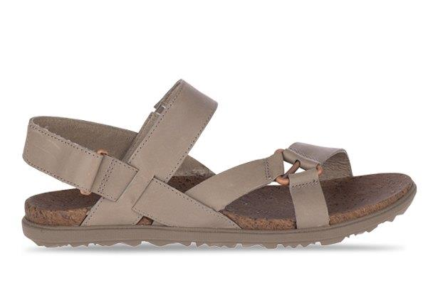 The Around Town backstrap sandal will keep you exploring with its full grain leather upper and air...