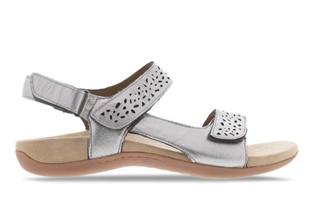 Orthaheel's Almada sandal offers comfort and support that is completely adjustable in three points. The...