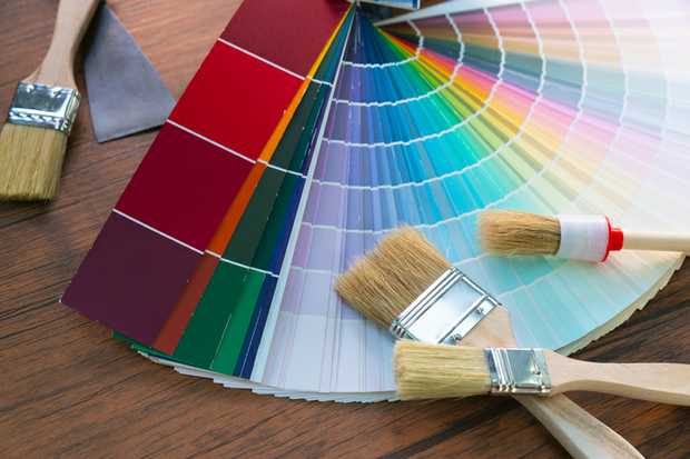 ABODES - Painting.