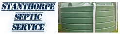 STANTHORPE SEPTIC SERVICE   Septic and Rainwater Tanks Cleaned by Your Local Man   Available Seven...