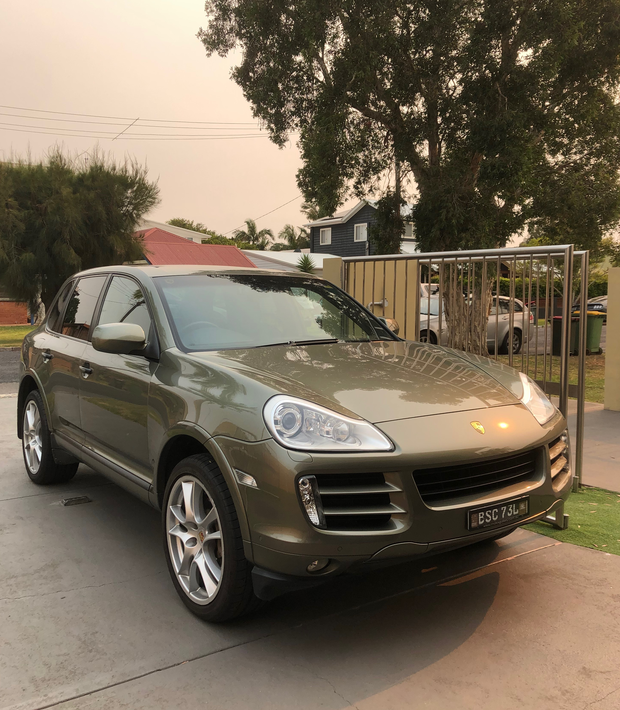 Porsche Cayenne S 200872, 000kms. Rego Sept, Log books. Perfect condition. $30, 000 if you want...