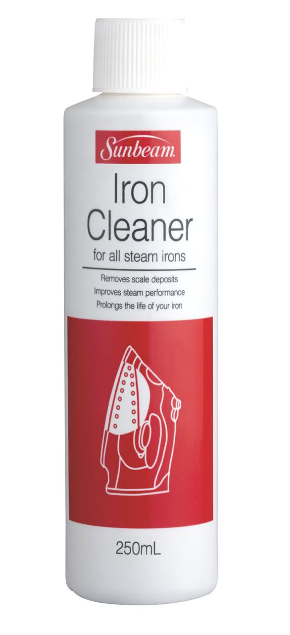 250ml size Removes scale deposits Improves steam performance Prolongs the life of your iron  Size:...