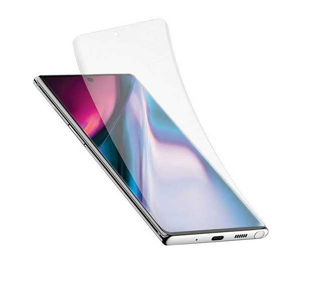 Edge-to-edge screen protection Superior impact absorption Scratch protection Easy bubble-free...