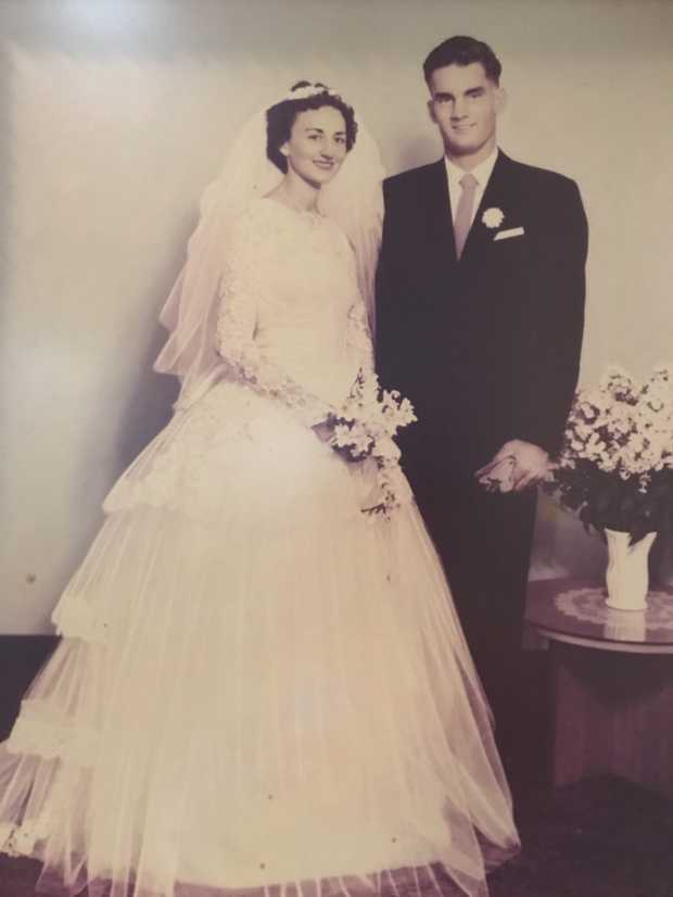 Perkins, Les and Margaret loving celebrate 60 years of marriage on 16.01.2020.    Congratulations on...