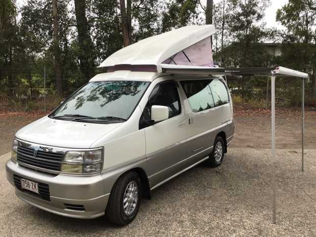 Campervan Factory Nissan