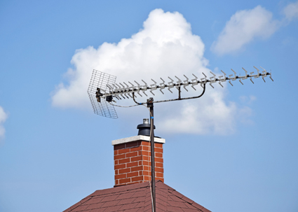 Antenna Install & Electrical Service    