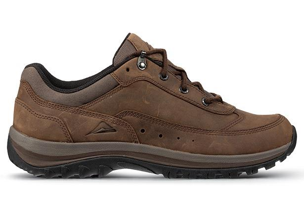 The Ascent Mens Creed Copper 3 is tough hiking shoe that features Crazy Horse leather and is suitable...