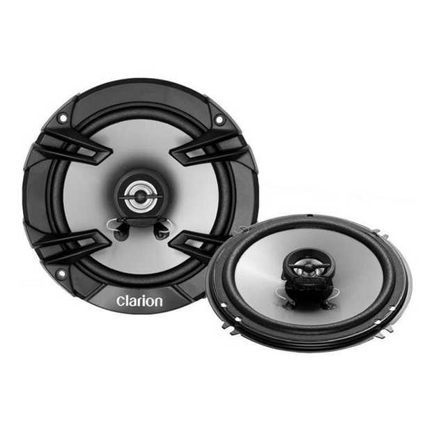 300 watts maximum power handling 160 mm MIPP cone woofer Powerful strontium magnet for dynamic bass...