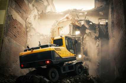Heavy Duty Slashing & Mulching