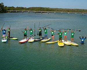 Get onboard a Stand-Up Paddle Board and learn the basics of this hugely popular water sport, before...
