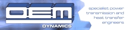 OEM Dynamics is a market leader in the supply of power transmission and heat transfer products to the...