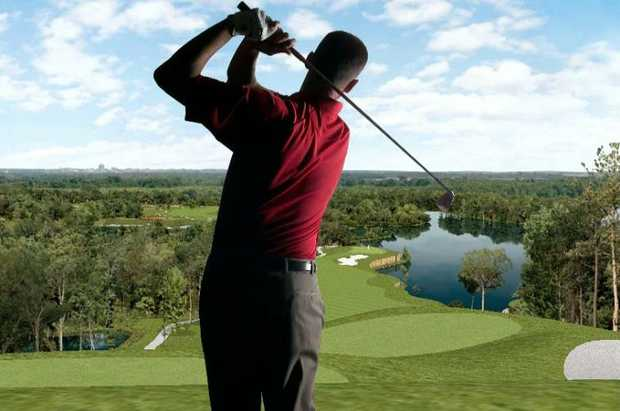 3 Golf lessons with a PGA Pro and a Round of 18 Holes
