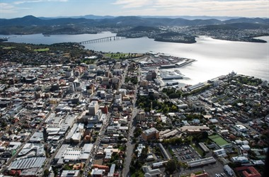 Notice is hereby given that plans and/or applications have been submitted to the Hobart City Council...