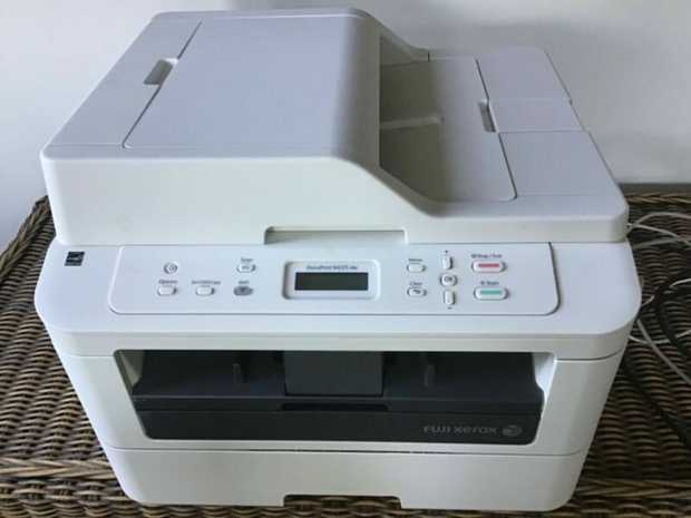 2018 Fuji Zerox all in one laser printer.  In good original working order. Moving sale.  Keen to go to...