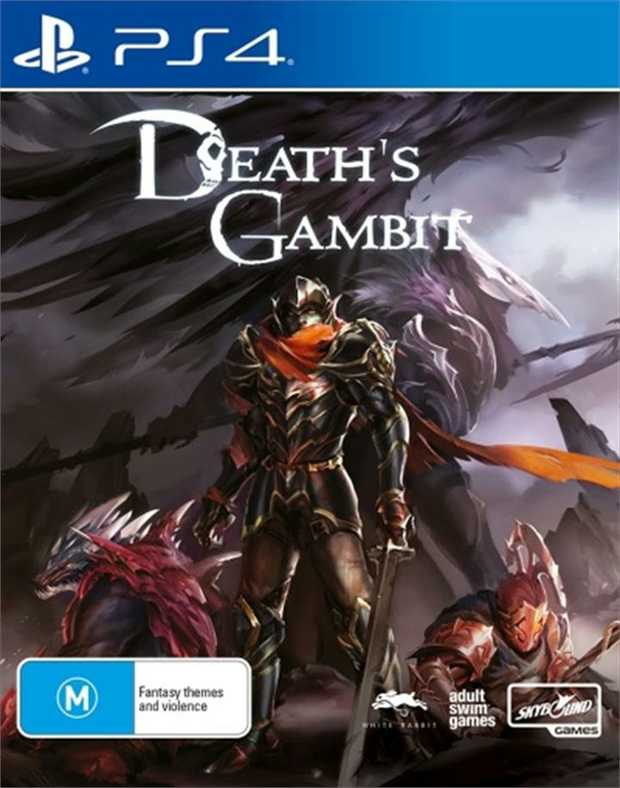 Deaths GambitDeath's Gambit raises you from the dead to serve as an agent of Death in a highly...