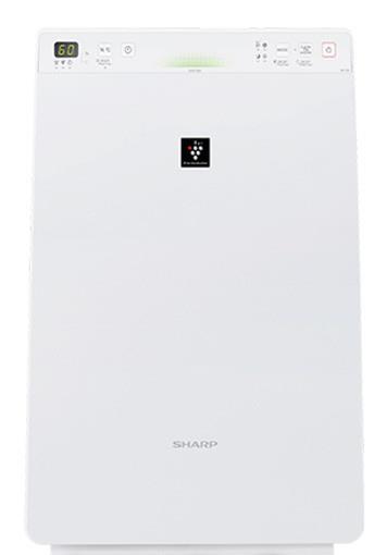 Sharp - KCF30JW - Air Purifier