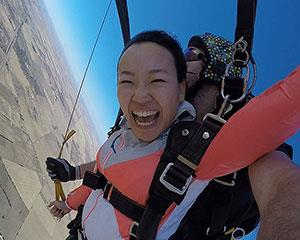 Ever wanted to go sky diving? I'll bet you have! Tandem sky diving is a great way to enjoy the...