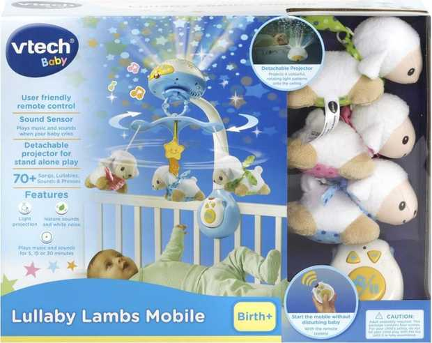 Vtech - Lullaby Lambs Mobile