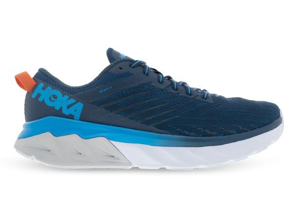 Hoka One One's Arahi 4 is the fourth edition to the Arahi family and it is still an outstanding...