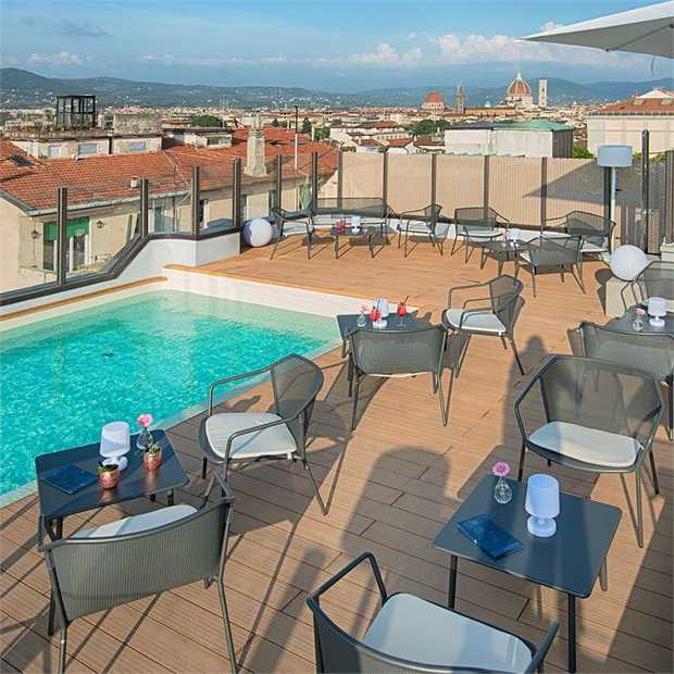 Escape to beautiful Florence, the capital of Italy's Tuscany region, with a stay at NH Florence. Find...