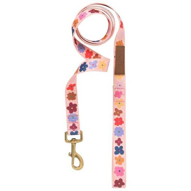 For dogs with personality, let them show it off with the Kip & Co Dog Lead Posie. This...