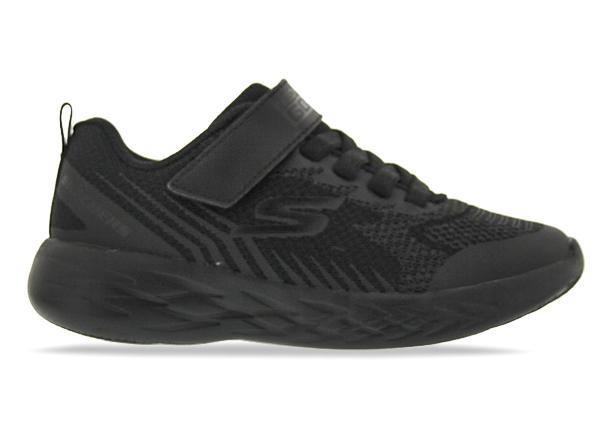 The Skechers Go Run Baxtux is perfect for active kids. With the lightweight mesh upper and adjustable...