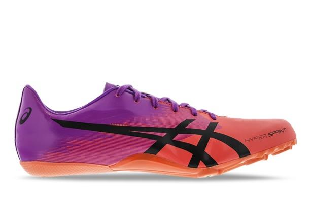 The Asics Hyper Sprint 7 is designed for track and field events due its lightweight construction and...