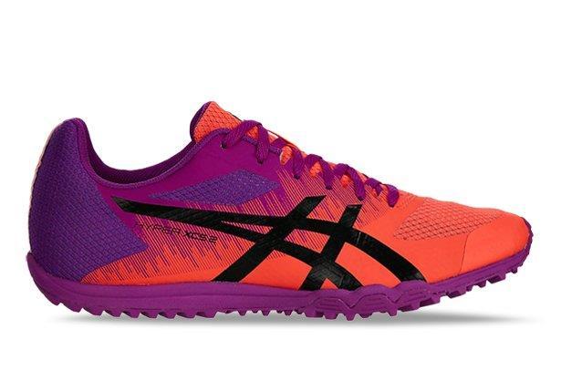 The Asics Hyper XCS 2 racing waffle is a versatile lightweight shoe that will help you cross that...