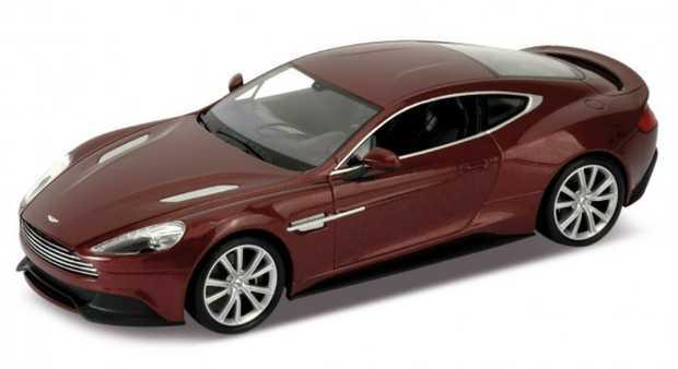 1:24 Aston Martin Vanquish