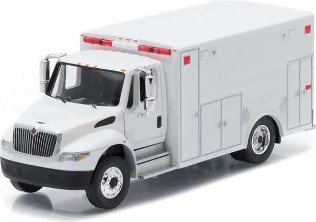 1:64 2013 Inter' Durastar Ambulance White