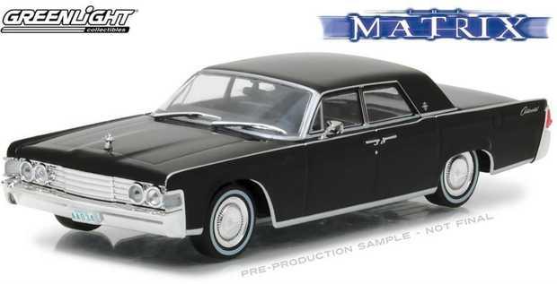 1:43 The Matrix (1999) - 1965 Lincoln Continental Movie