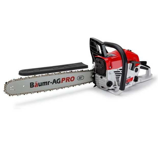 The Baumr-AG 62cc Pro-Series is a must have for any tradesman, commercial gardener or handyman. This...