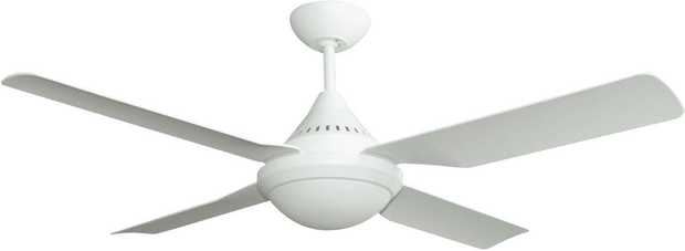 This Martec ceiling fan has a 1200mm blade diameter, so you can take the temperature down several...