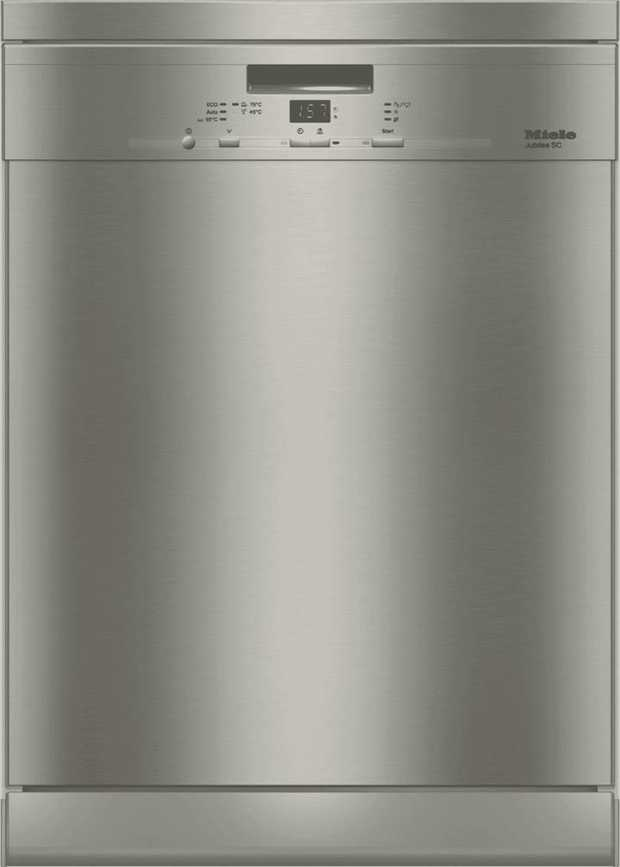This Miele dishwasher's 5 star WELS water rating lets you use as little water as possible. It has...
