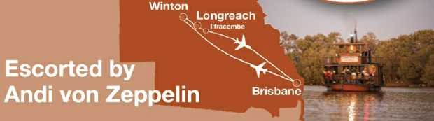 WINTON AND LONGREACH