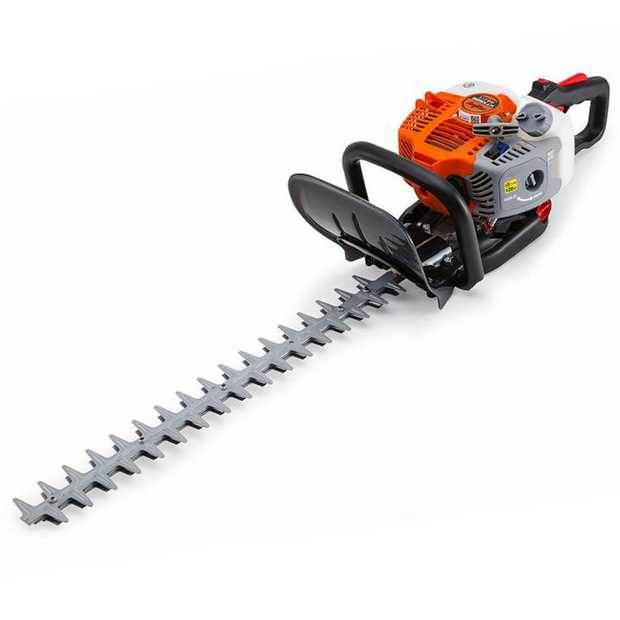 Introducing the MTM HTX620 Petrol Hedge Trimmer. Designed specifically to give a sharp, clean cut that...