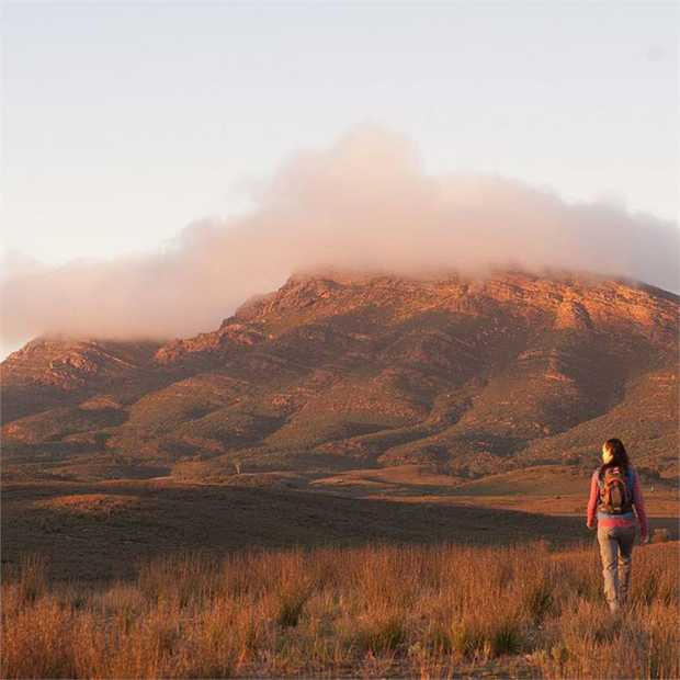 Discover the otherworldly beauty of South Australia's outback and one of the oldest landscapes on...